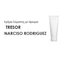 Κρέμα σώματος γυναικεία με Άρωμα  TRESOR-NARCISO RODRIGUES - Χύμα αρώματα