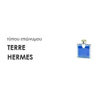 Χύμα Ανδρικά αρώματα τύπου TERRE HERMES