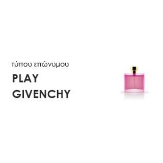 Χύμα Γυναικεία αρώματα τύπου PLAY GIVENCHY
